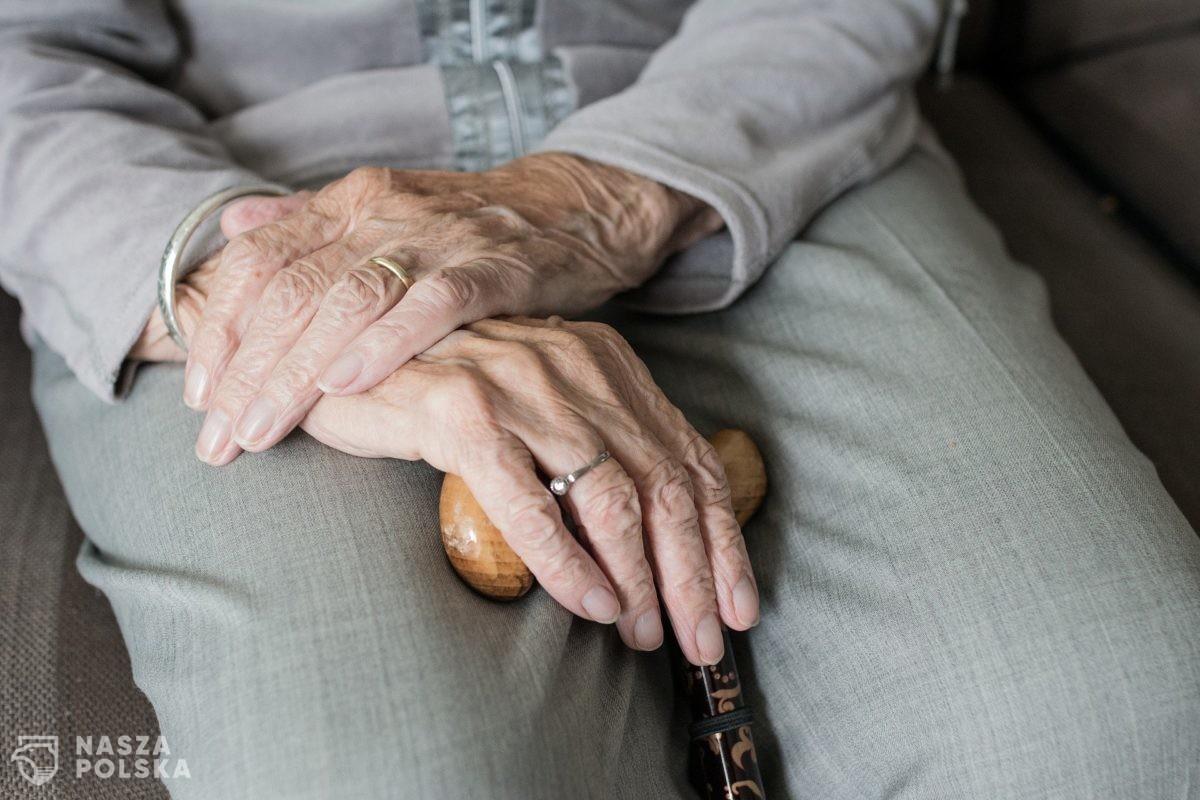 Psychogeriatra: pandemia nerwic w znacznym stopniu dotyczy seniorów