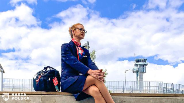 [WYWIAD] Latająca Mama, czyli stewardessa i mama na pełen etat