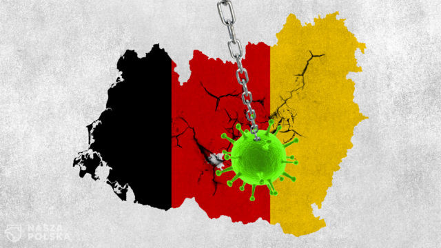 Tylko 30 proc. Niemców pozytywnie ocenia pracę rządu podczas pandemii