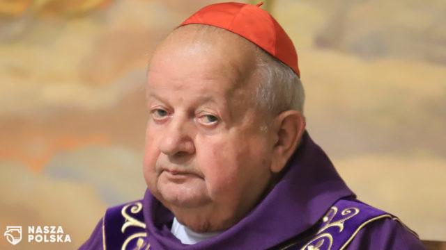 Nie będzie śledztwa ws. kardynała Stanisława Dziwisza