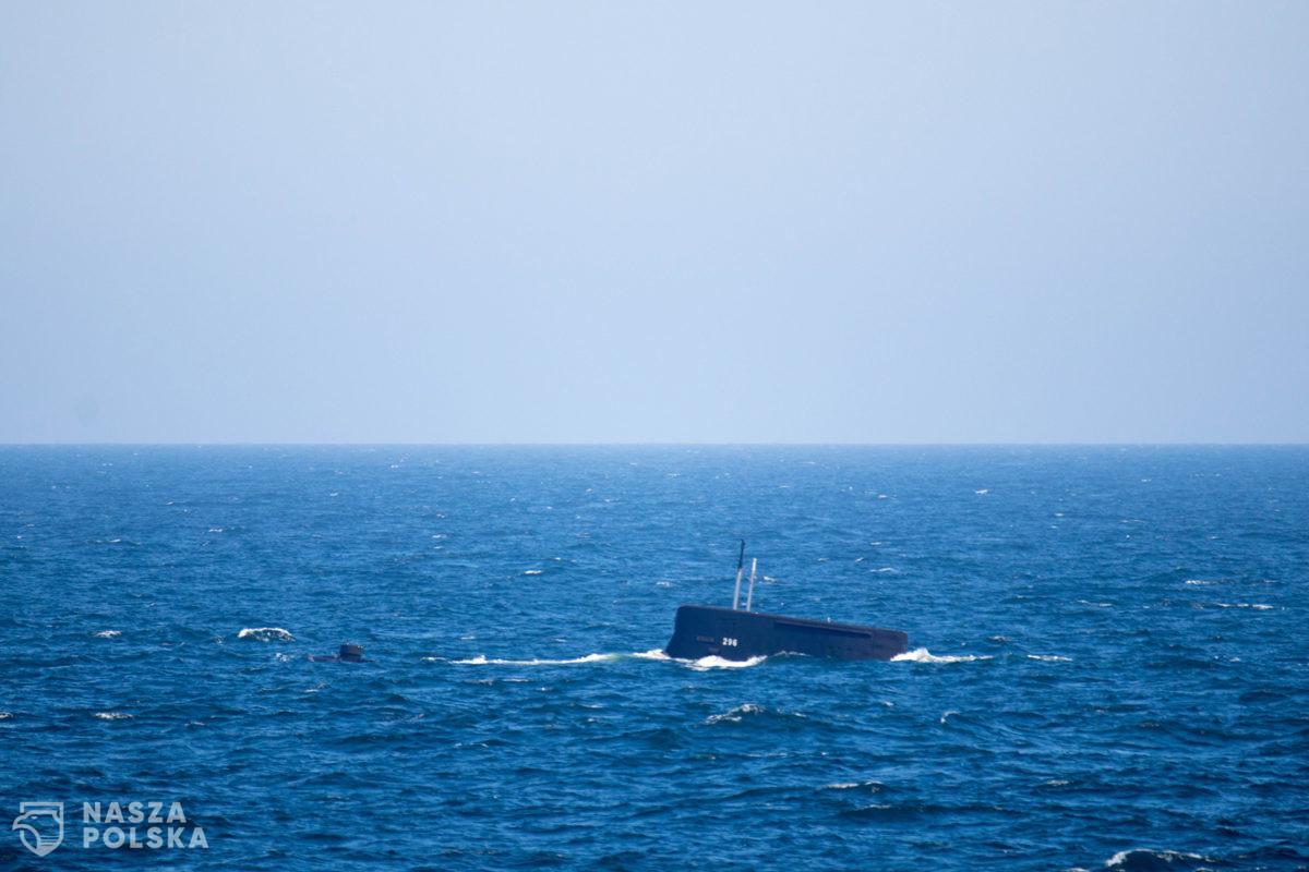 Jest dowód na użyteczność polskich łodzi podwodnych! We wrześniu jedna bezpiecznie się zanurzyła