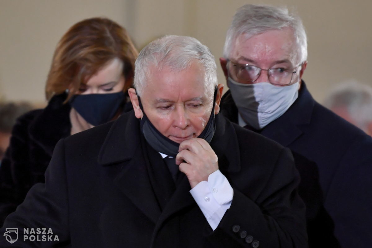 Kaczyński: Zło atakuje nasz kraj, atakuje nasz naród, atakuje Kościół Katolicki