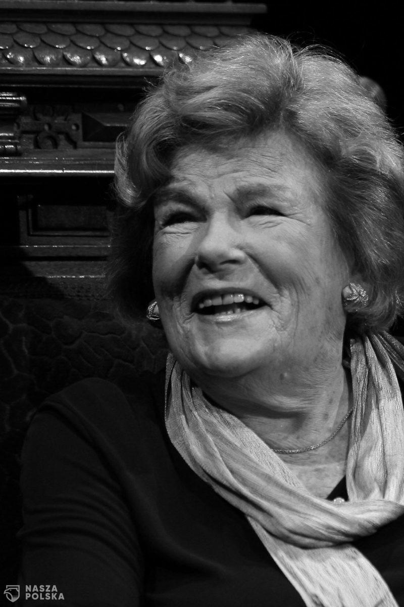 Zmarła Maria Koterbska, dama polskiej piosenki