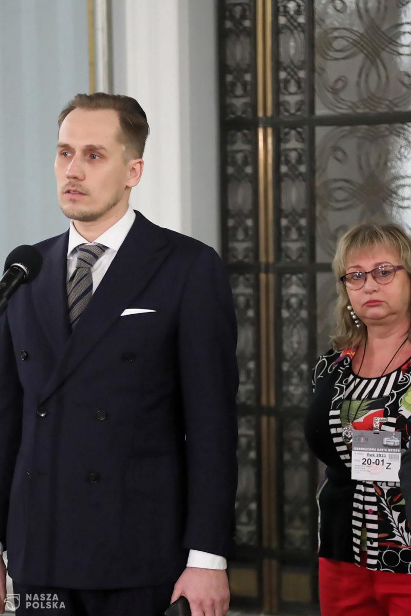 Berkowicz (Konfederacja) do rządu: jesteście mordercami gospodarki