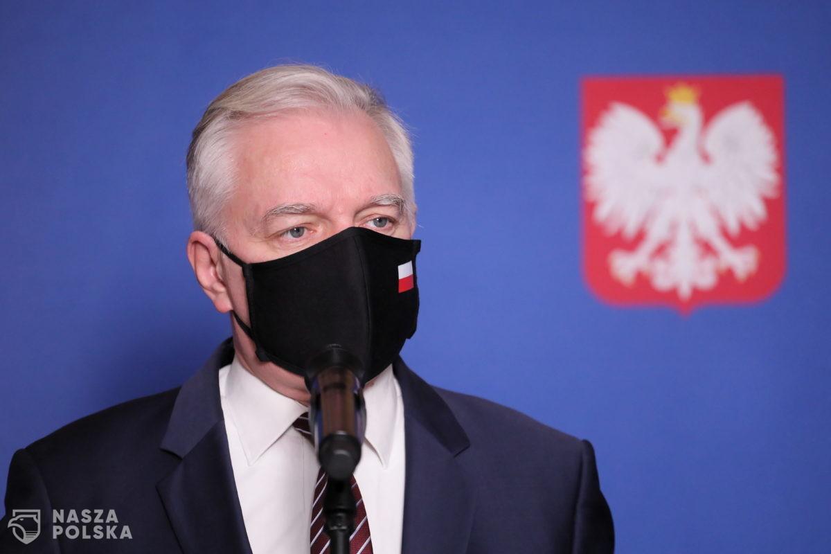 Gowin w Berlinie: Niemcy to główny partner gospodarczy Polski