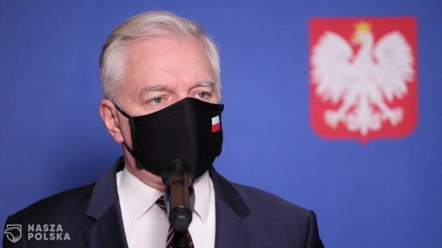 Gowin: Polska jest chyba jedynym krajem, który tak odważnie zdecydował o odmrażaniu gospodarki