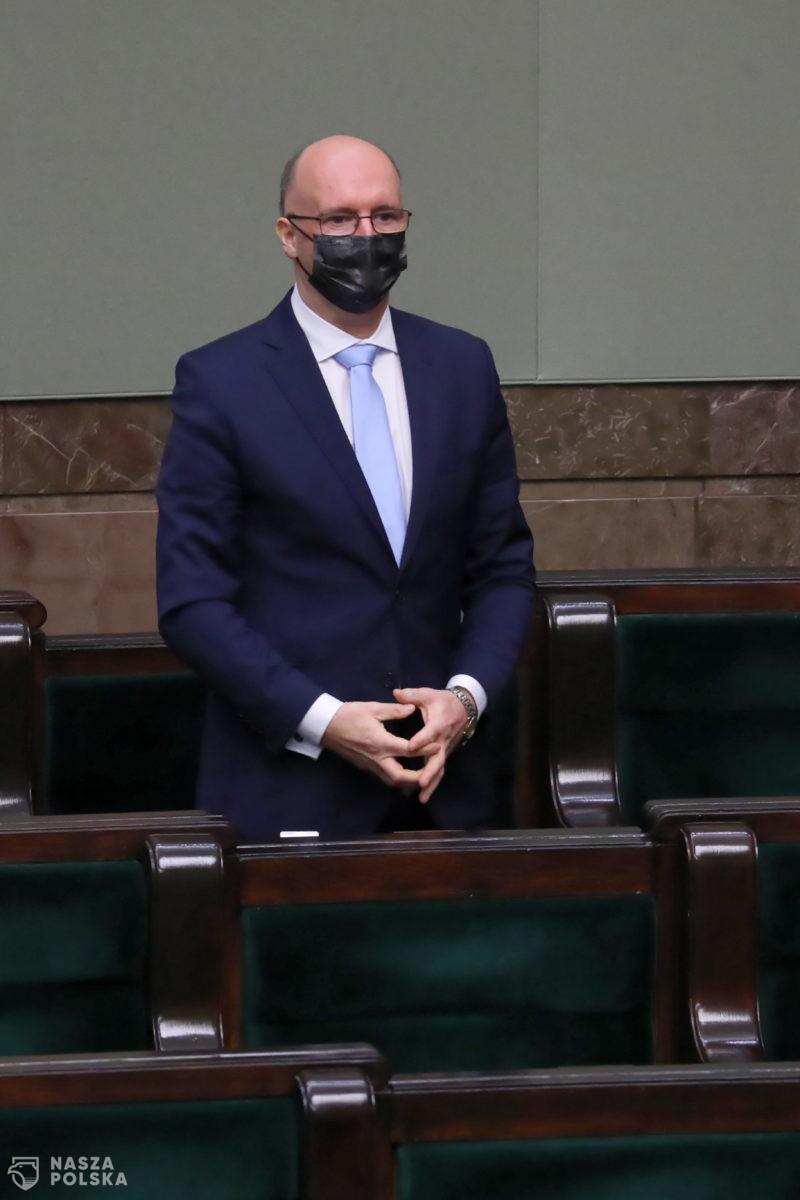 Sejm powołał Piotra Wawrzyka na stanowisko Rzecznika Praw Obywatelskich