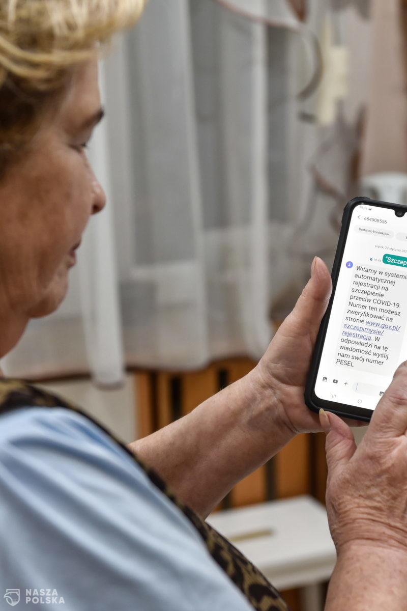 Ruszają szczepienia seniorów