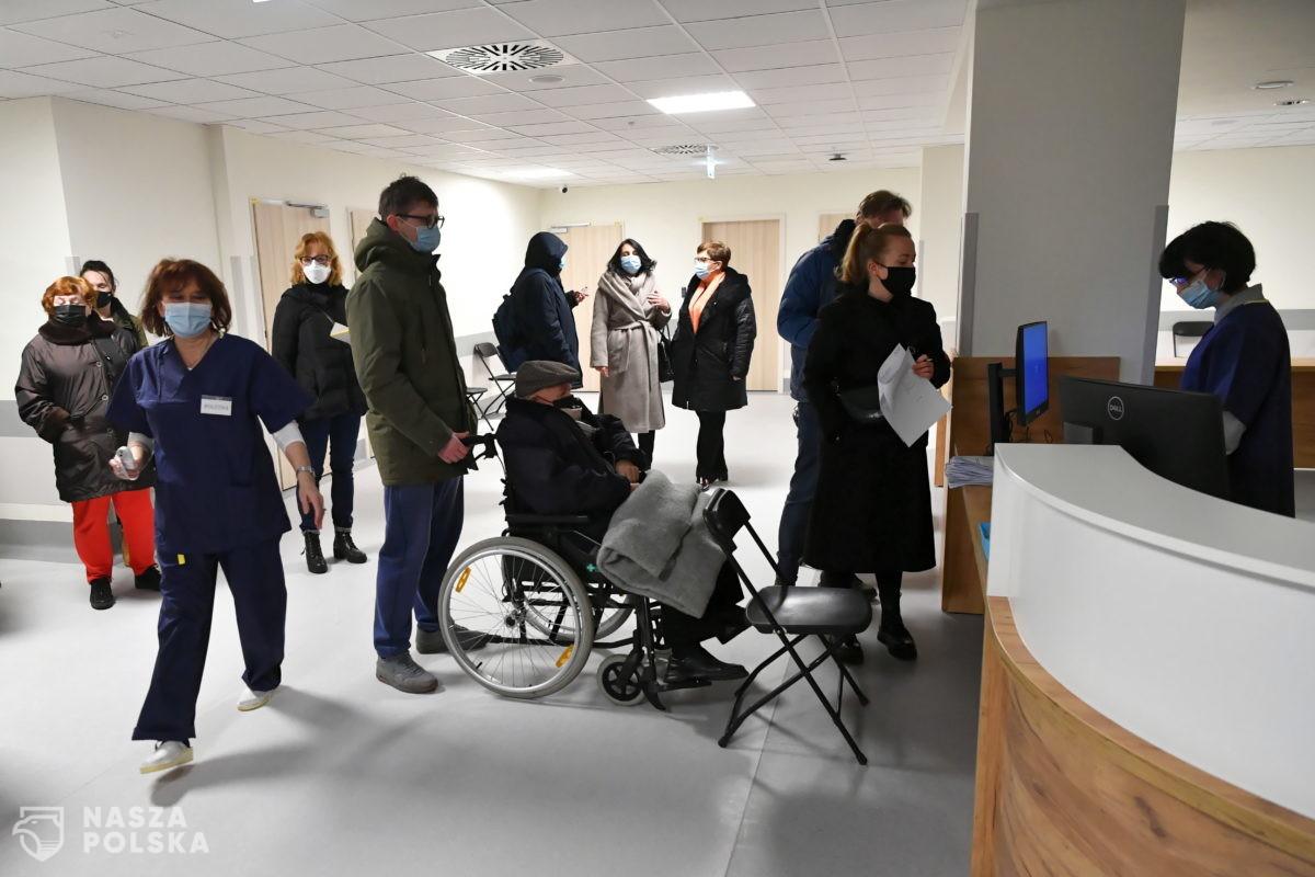 Rzecznik ministerstwa zdrowia: Planowane jest zmniejszenie kolejek