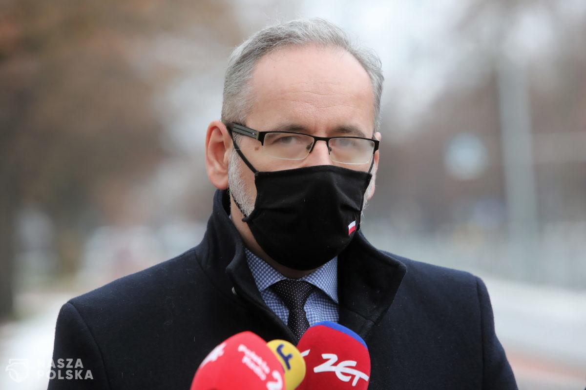 Minister zdrowia: Nie chcemy zamykać kraju