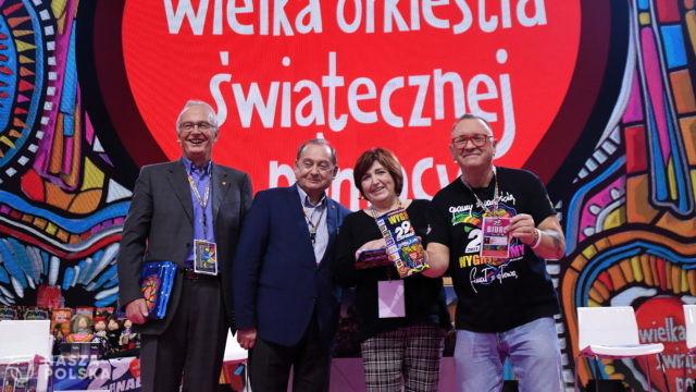 Trwa 29. Finał Wielkiej Orkiestry Świątecznej Pomocy; zbiórka, koncerty online i inne atrakcje w całej Polsce