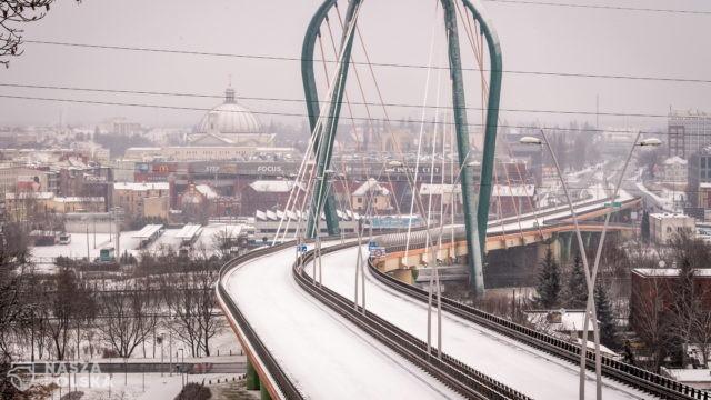 Bydgoszcz/ Siedmioletni most grozi zawaleniem?