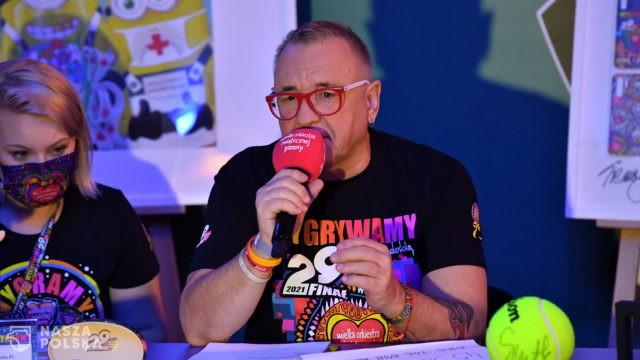 Owsiak: Pol'and'Rock Festival tylko dla osób zaszczepionych