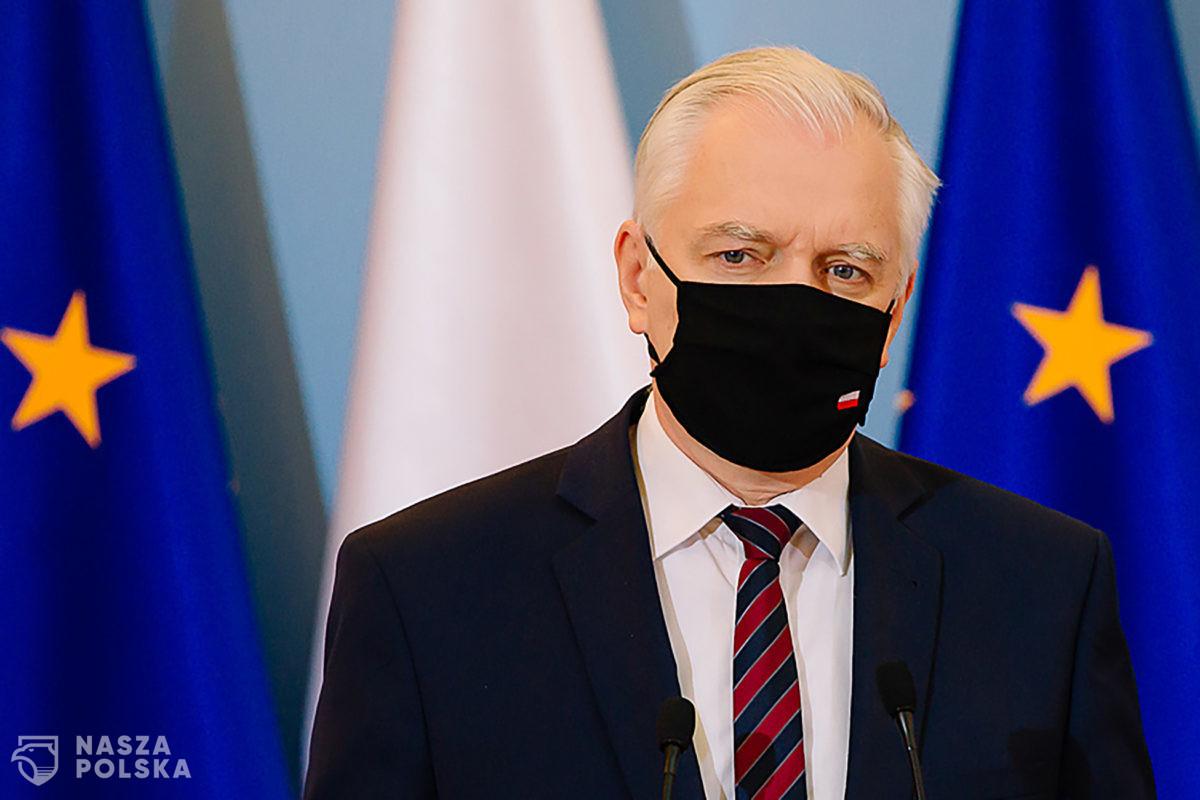 Gowin: rozwiązania Polskiego Ładu oznaczają obniżkę podatków dla 90 proc. Polaków