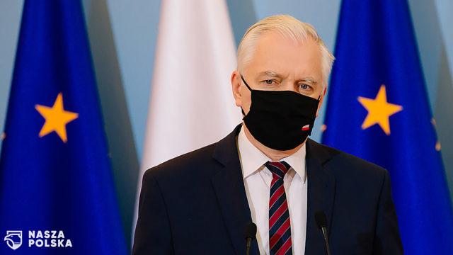Coraz częściej głosy rządowe mówią, że Jarosław Gowin już jest w opozycji