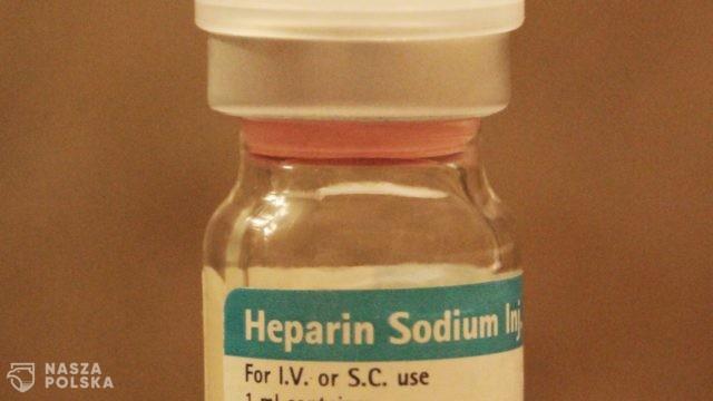 Lek Heparyna może hamować COVID-19