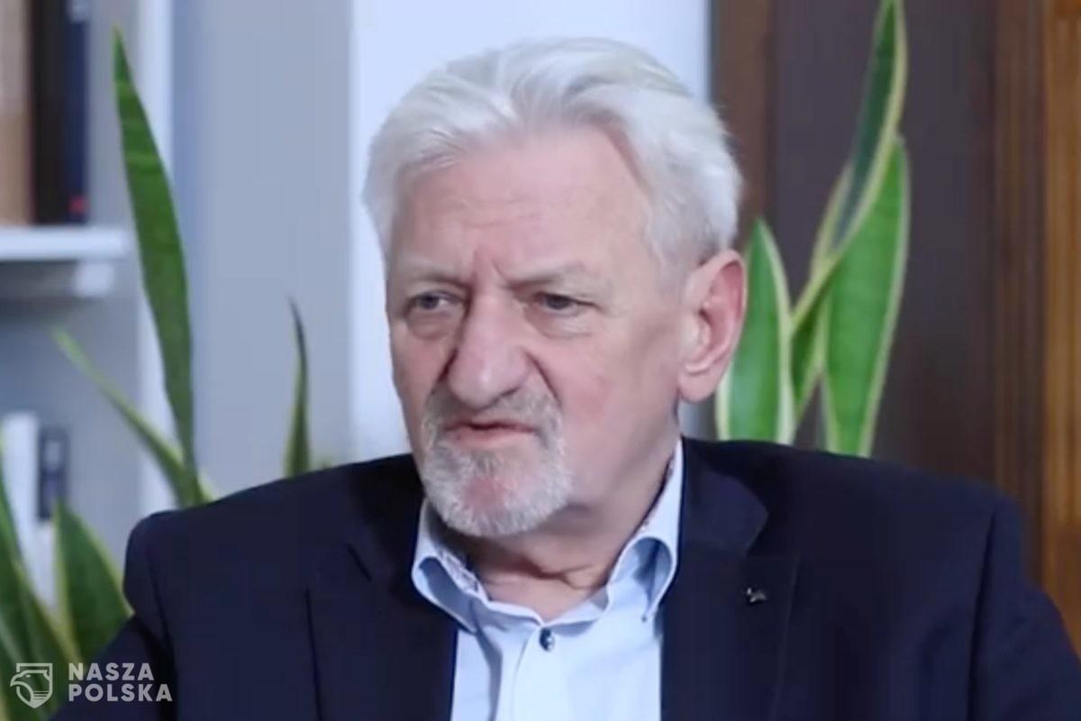 Prof. Horban: ograniczenie dostaw szczepionek to potencjalna katastrofa