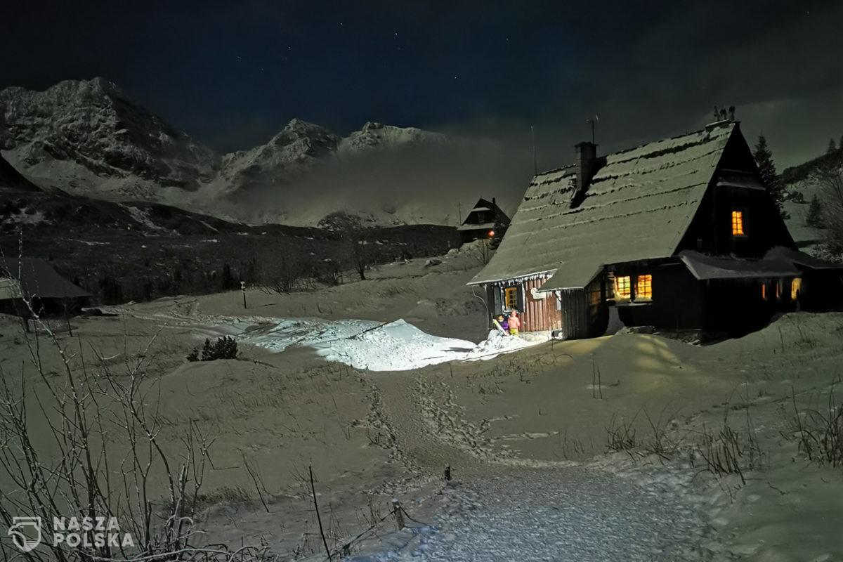[GALERIA] Noc sylwestrowa w Tatrach