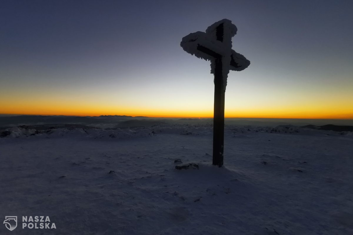 [GALERIA] Zachód słońca na Pilsku