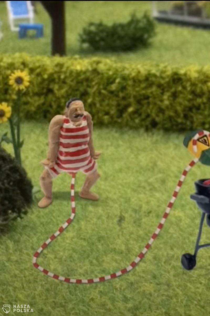 """Dania/ TV: bajka dla dzieci o mężczyźnie z penisem będzie kontynuowana; """"duża oglądalność"""""""
