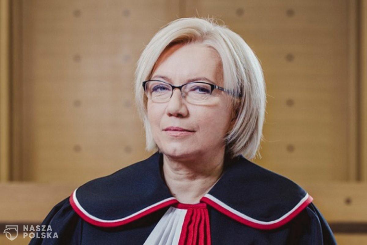 Przyłębska: Wyrok ETPC bez podstawy prawnej i poza kompetencjami