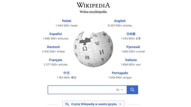 Współzałożyciel Wikipedii krytykuje lewicowe tendencje Wikipedii, Google, Facebooka i Twittera