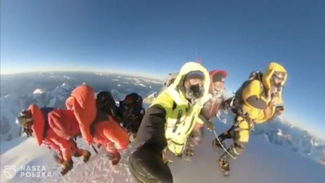 [FILM] Niemal Purja o zdobyciu K2: Brat z bratem, ramię w ramię, szliśmy razem na szczyt, śpiewając nepalski hymn narodowy