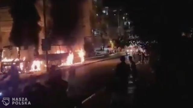 Ultraortodoksyjni Żydzi walczą z lockdownem robiąc zamieszki w Jerozolimie