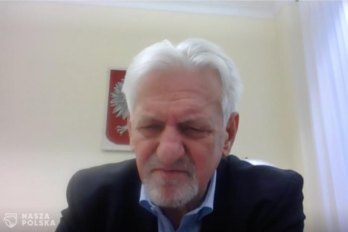Horban: zdemolowaliśmy gospodarkę, ale nie bez przyczyny