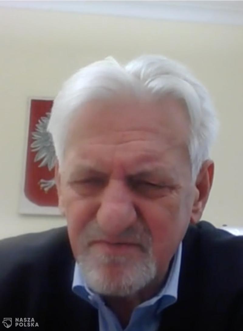 Prof. Horban: mamy 9,5 mln osób narażonych na ciężki przebieg Covid-19