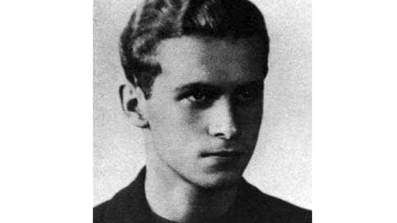 77 lat temu zginął Krzysztof Kamil Baczyński