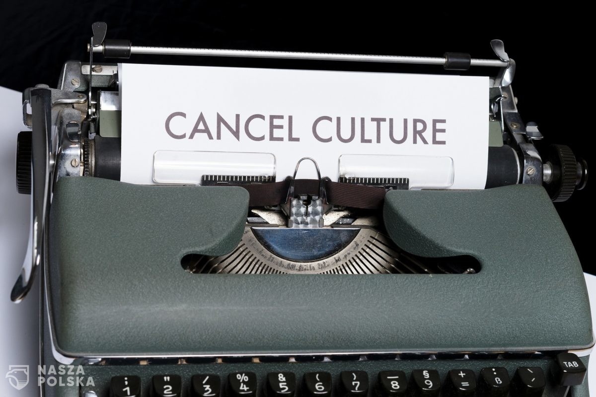 Cancel culture – kultura unieważniania