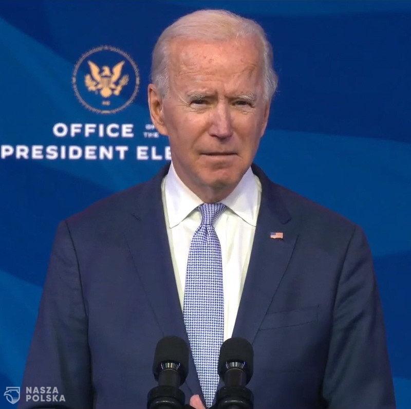 Ameryka Bidena będzie współpracować z Izraelem w sprawach bezpieczeństwa