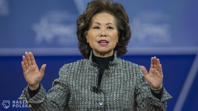 USA/ Minister transportu zapowiada rezygnację po zajściach na Kapitolu