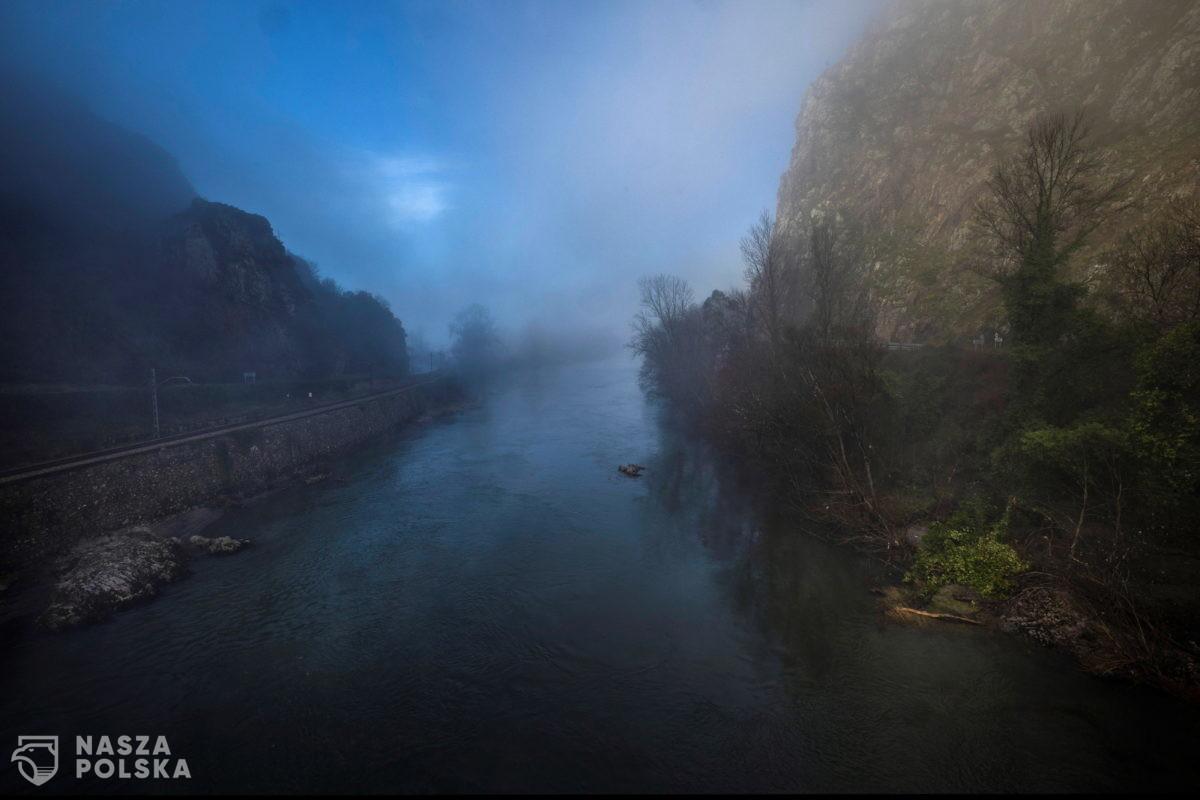 Rzeka Nalon – Hiszpania