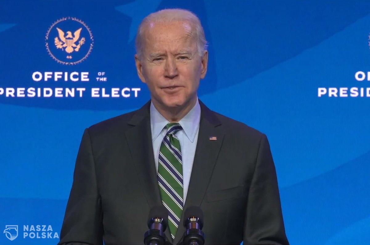 Joe Biden zamierza szybko odwołać niektóre decyzje Trumpa