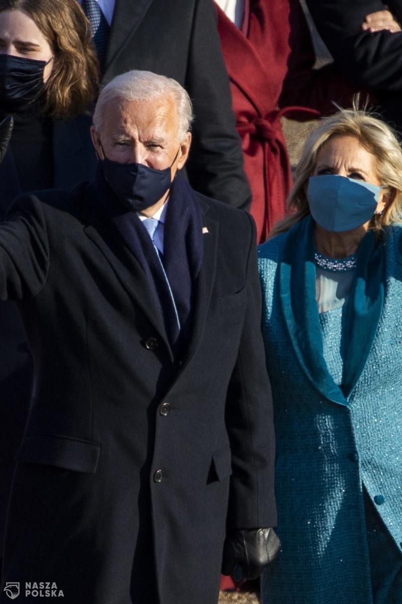 Media po inauguracji Bidena: w USA trzeba zasypać podziały społeczne