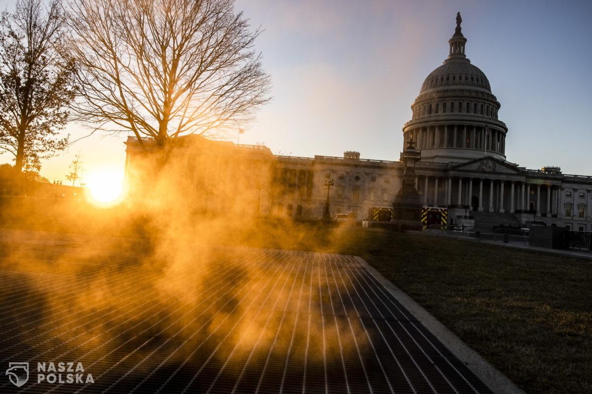 Proces Trumpa w Senacie rozpocznie się w drugim tygodniu lutego