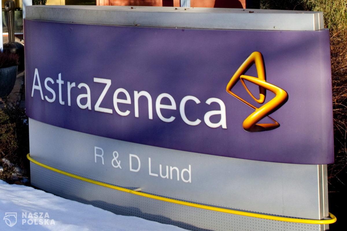 AstraZeneca deklaruje przyspieszenie dostaw szczepionki do Unii Europejskiej