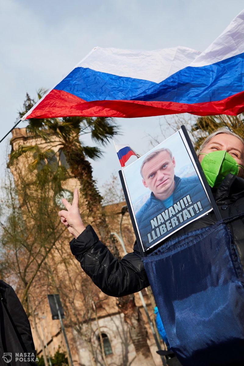 """Nawalny """"na wszelki wypadek informuje"""", że nie ma planów popełnić samobójstwa"""