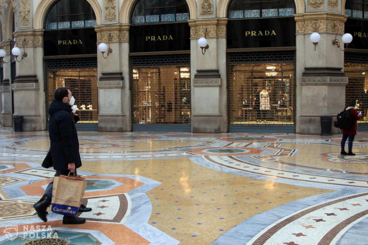 Włochy/ Pozew zbiorowy przeciwko władzom Lombardii za błąd w danych o pandemii