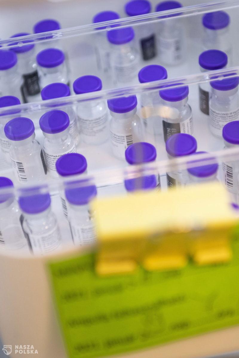 W tej chwili nie ma już wolnych szczepionek w Polsce