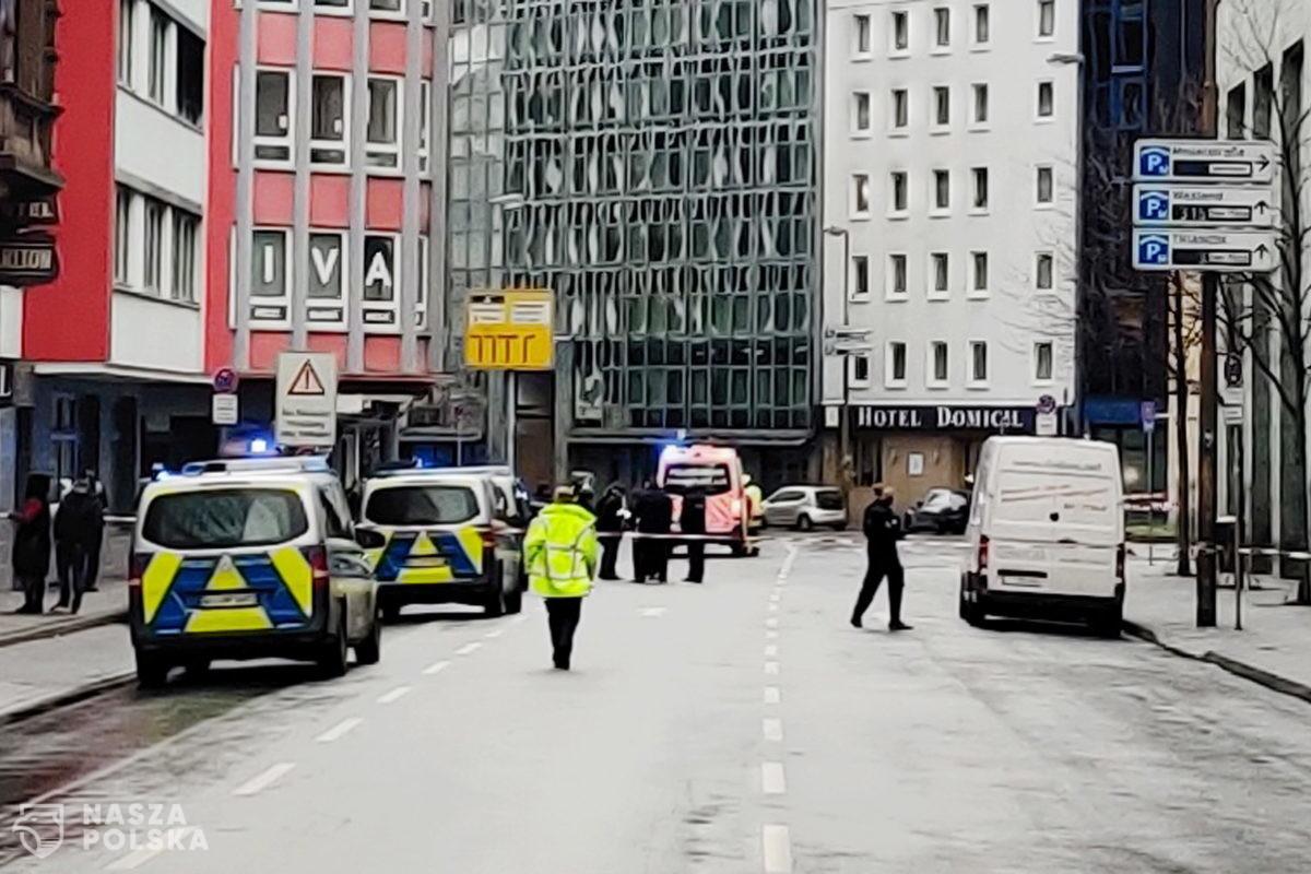 Atak nożownika we Frankfurcie nad Menem. Sprawcą był Polak?