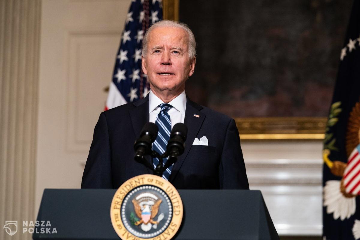 Biden chce przeciwdziałać kryzysowi klimatycznemu