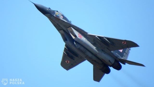 Samoloty MiG-29 znów latają. Rozmowa z pilotką myśliwca, por. Urszulą Brzezińską-Hołownią