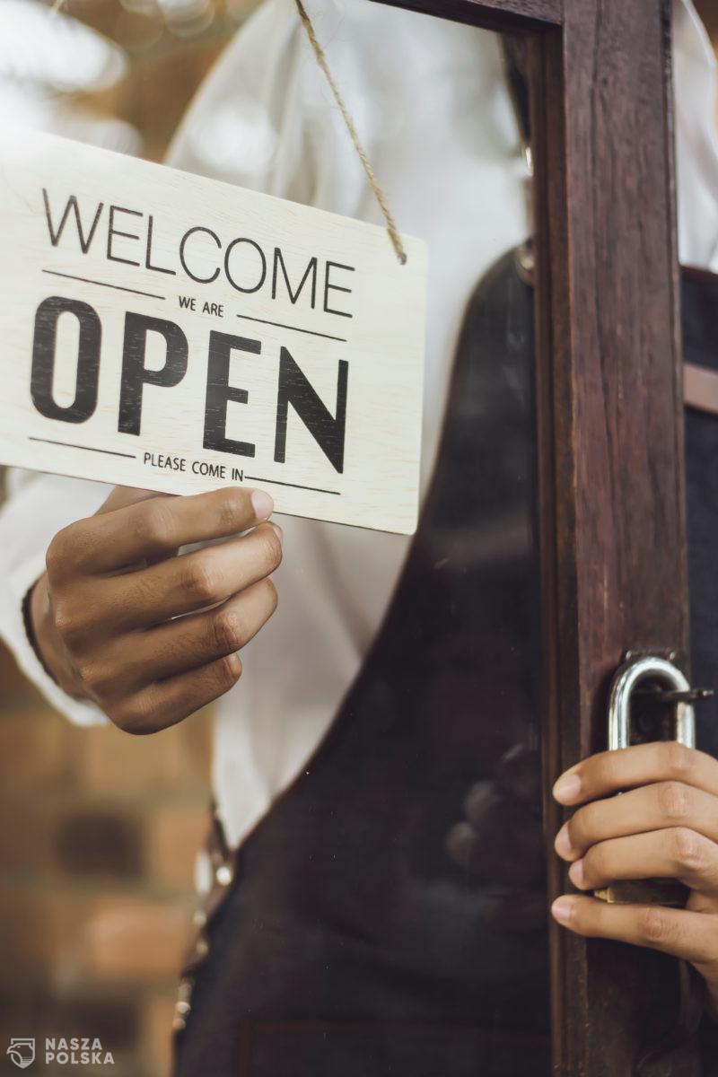 W całym kraju otworzyło się ok. 70-80 obiektów gastronomicznych