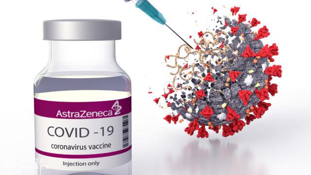 Nauczyciele nie chcą szczepionki AstraZeneca