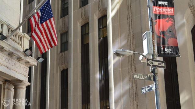Rekordy na Wall Street. Giełda się nie przejęła wydarzeniami na Kapitolu