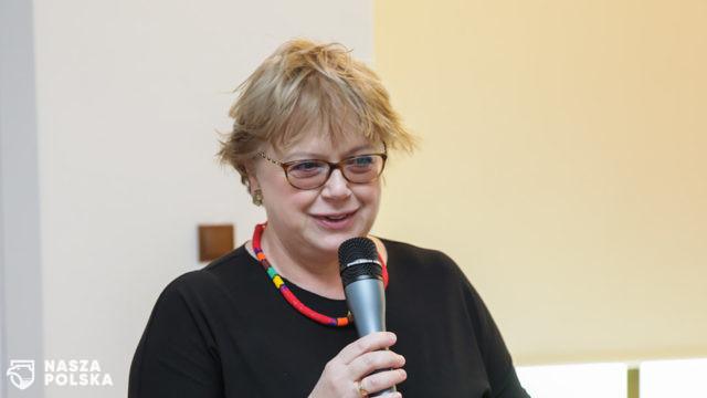 Prof. Marczyńska: nie ma sensu wprowadzanie obostrzeń, których nikt nie będzie przestrzegał