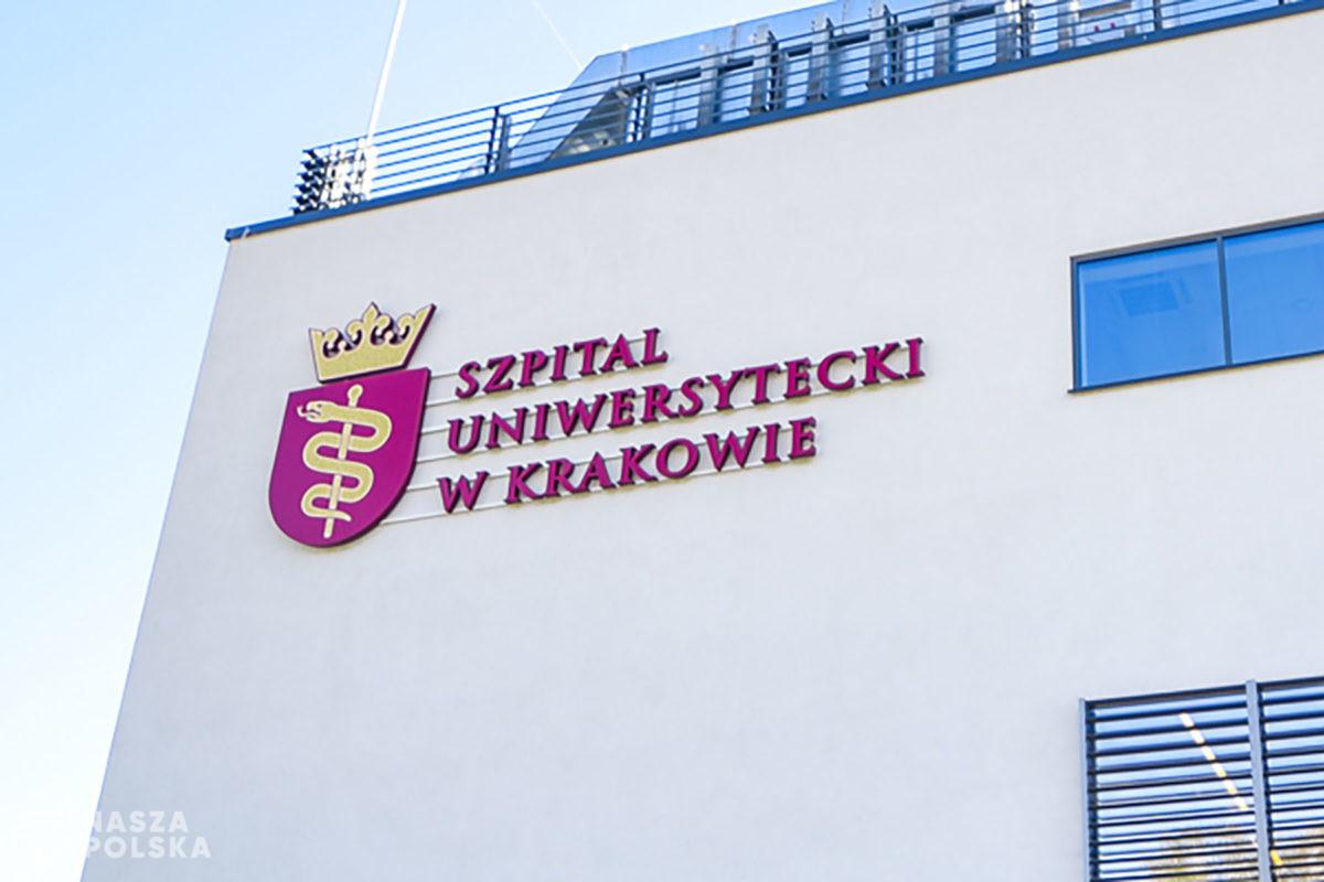 Szpital Uniwersytecki w Krakowie z rezonansem unikatowym w Europie